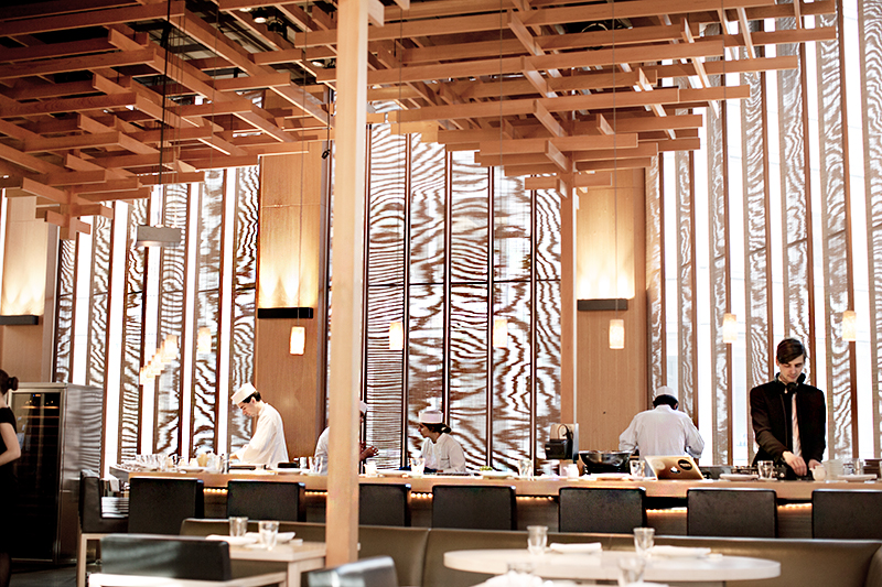 Sake no hana, modern authentic Japanese dining in the heart of Mayfair