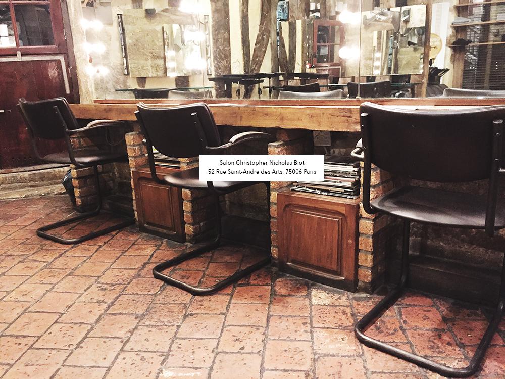 Salon Christopher Nicholas Biot