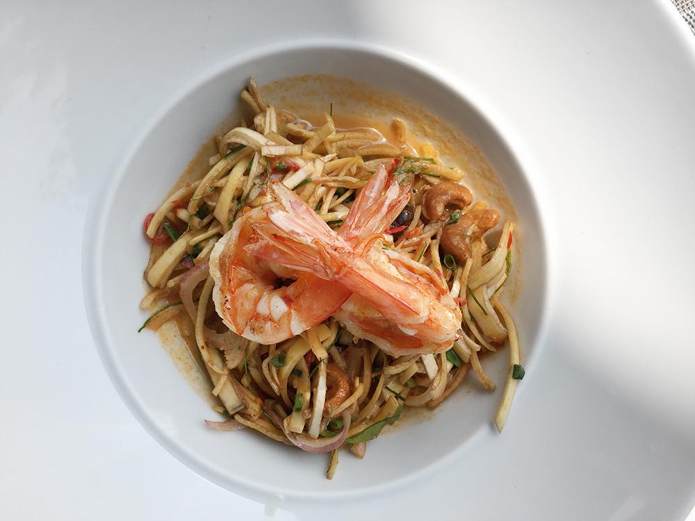 Conrad Koh Samui Salad