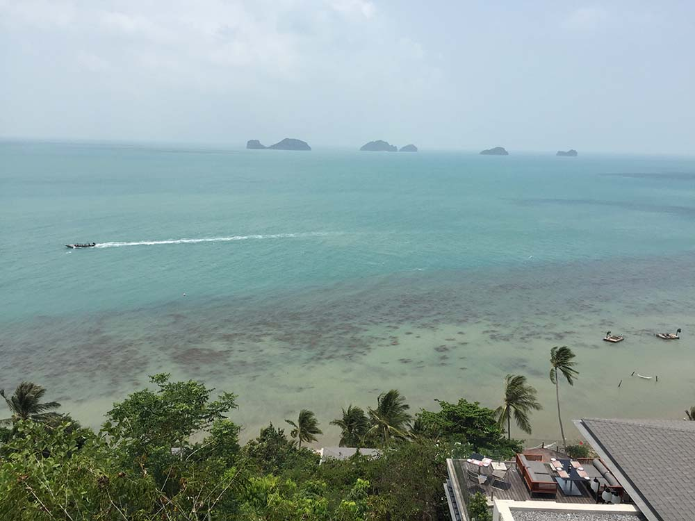 Conrad Koh Samui View2