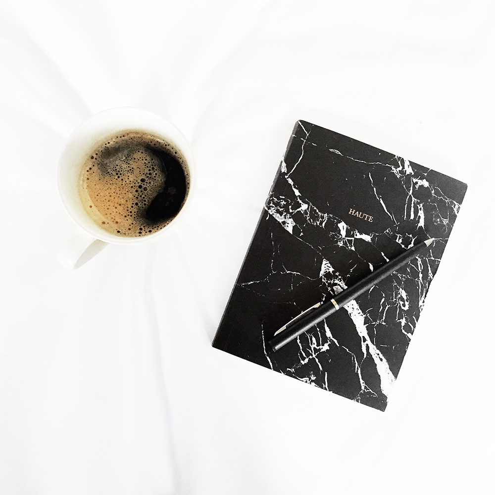 THP Marble Notepad