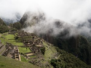 Peru-Machu-Piccu-in-the-clouds