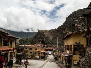Peru-Moray-Incan-ruins-town
