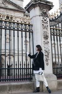 Buckingham palace, london, charlie may