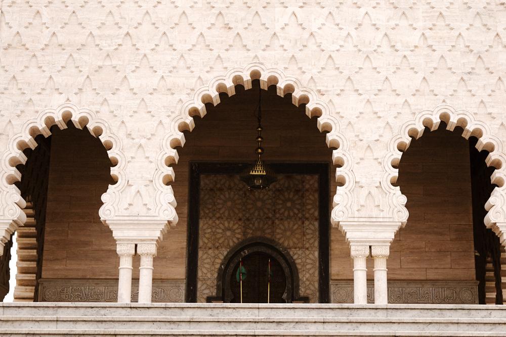 Morocco_Mausoleum_Mohammed_v_2