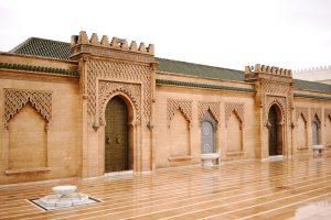 Morocco_Mausoleum_Mohammed_v_3